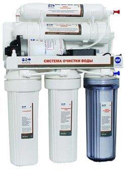 Установка фильтра для воды. Ишимбайские сантехники.