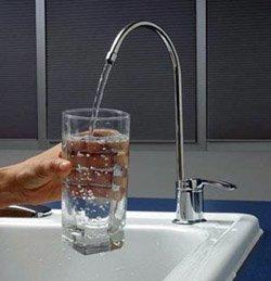 Установка фильтра очистки воды город Ишимбай