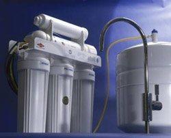 Установка фильтра очистки воды в Ишимбае