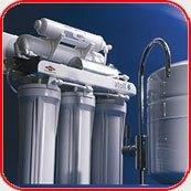Картинка. Установка фильтра очистки воды в квартире, коттедже или офисе в Ишимбае